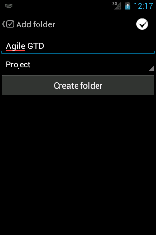 Agile Notes- screenshot