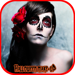 Halloween Makeup Step by Step - Android Apps on Google Play