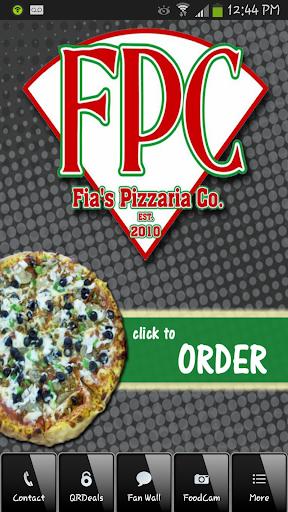 Fia's Pizzaria Co.