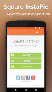 Square InstaPic - No Crop HD - screenshot thumbnail