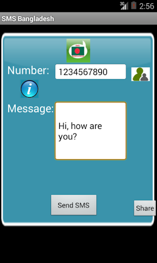 Free SMS Bangladesh