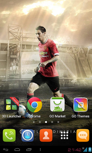 Angel Di Maria FC Wallpaper