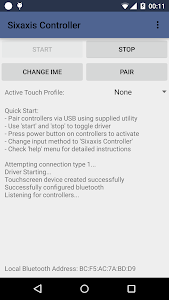 Sixaxis Controller 0 9 0 APK for Android