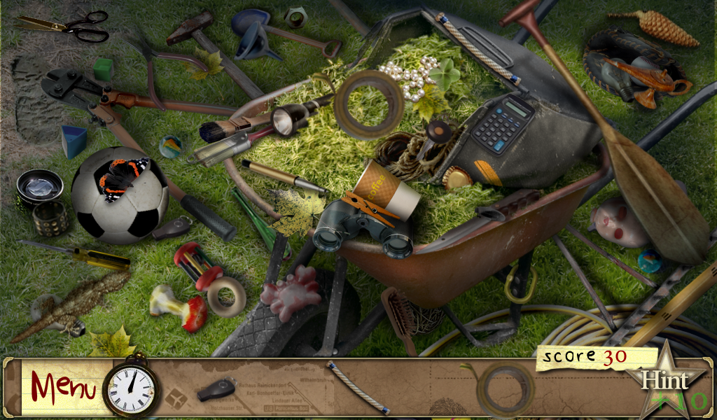 Hidden Object Mystery - screenshot