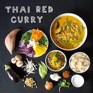 Thai Red Curry.