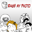 Rage my photO logo