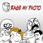 Rage my photO