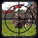 Monster Sniper Hunt 3D icon