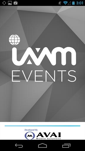 IAVM Events