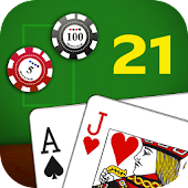 Blackjack 21 Points Twenty-one