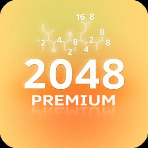 2048 Number Puzzle Premium