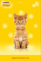 Screenshot of Friskies® Call Your Cat