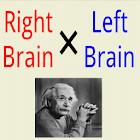 Right Brain × Left Brain icon