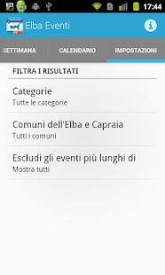 Elba Eventi- screenshot thumbnail