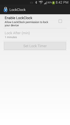LockClock