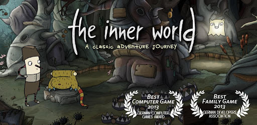 A hilarious and critically acclaimed 2D-Point'n'Click Adventure.