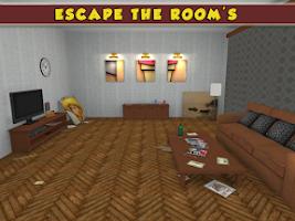 Screenshot of Can you escape 3D