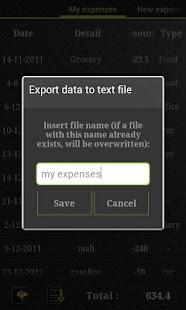 玩財經App Expense Control +免費 APP試玩