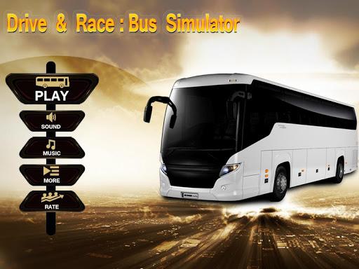 驅動程序和種族:公交模擬器