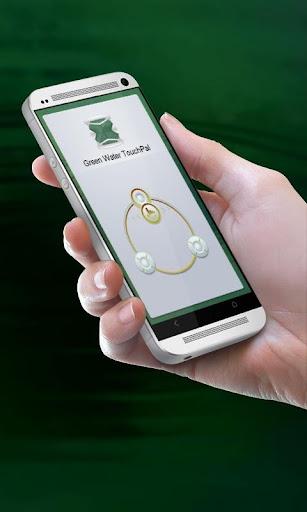 青水 TouchPal Theme