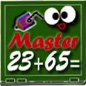 Math Master~!! Lite logo