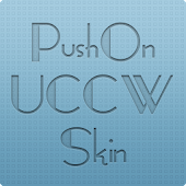 PushOn UCCW Clock and Weather