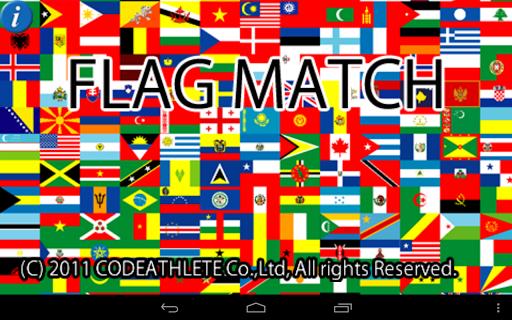 玩休閒App|FLAG MATCH免費|APP試玩