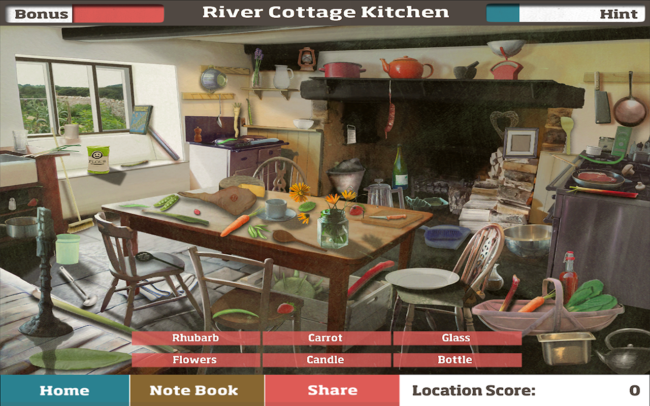 River Cottage Get Foraging- screenshot