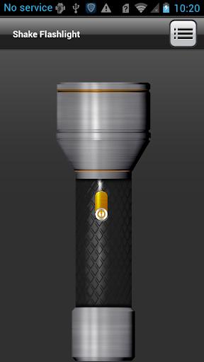 Shake Flashlight 1.0.63 screenshots 1