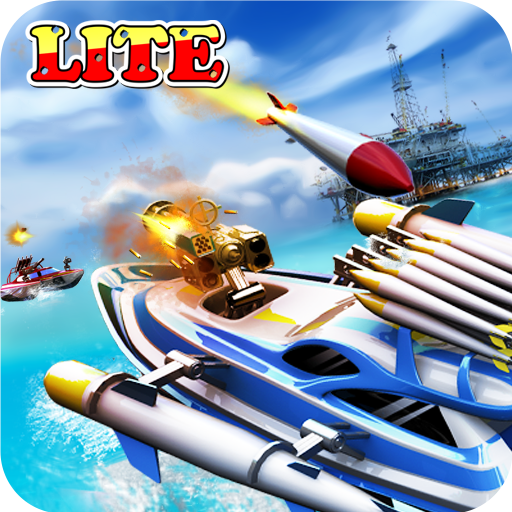 Battle Boats 3D Lite