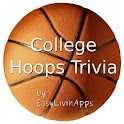 College Hoops Trivia (License) logo