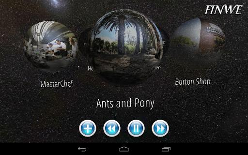 360 Video Ball