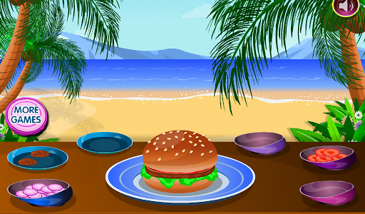 Cooking Tasty Hamburger 3.2.1 screenshots 10