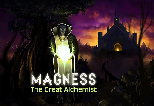 Magness - The Great Alchemist