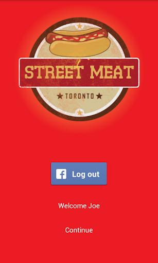 Street Meat Toronto - Hot Dog