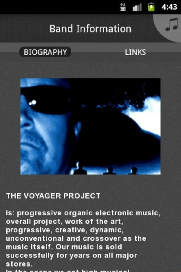 The Voyager Project - screenshot