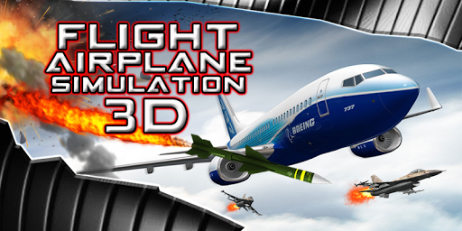 Flight Airplane Simulation 3D