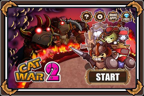 Cat War2 2.0 screenshots 1