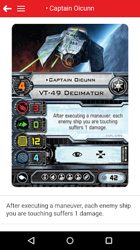 X-Wing Companion