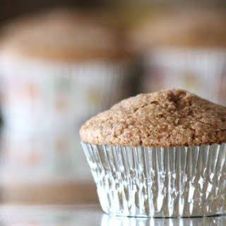 Cinnamon Apple Protein Muffins.