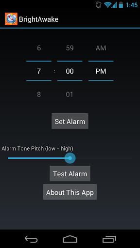 BrightAwake Alarm Clock