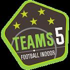 Teams 5 Réservation icon