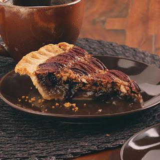 Mayan Chocolate Pecan Pie Recipe