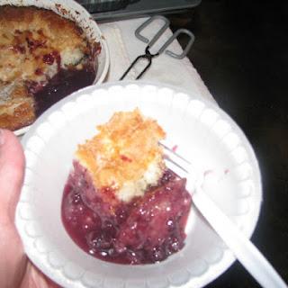 Bisquick One Pan Fruit Cobbler