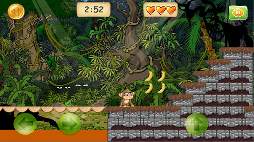 Jungle Monkey Run 1.2.3 screenshots 11