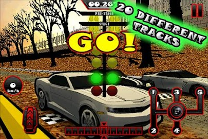Street Drag 3D : Racing cars Screenshot 2