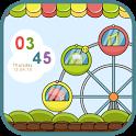 Ferris Wheel GO Locker Theme icon