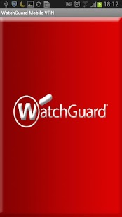WatchGuard Mobile VPN