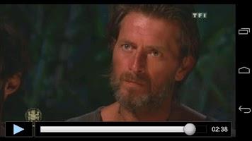 Screenshot of Extension Vidéos
