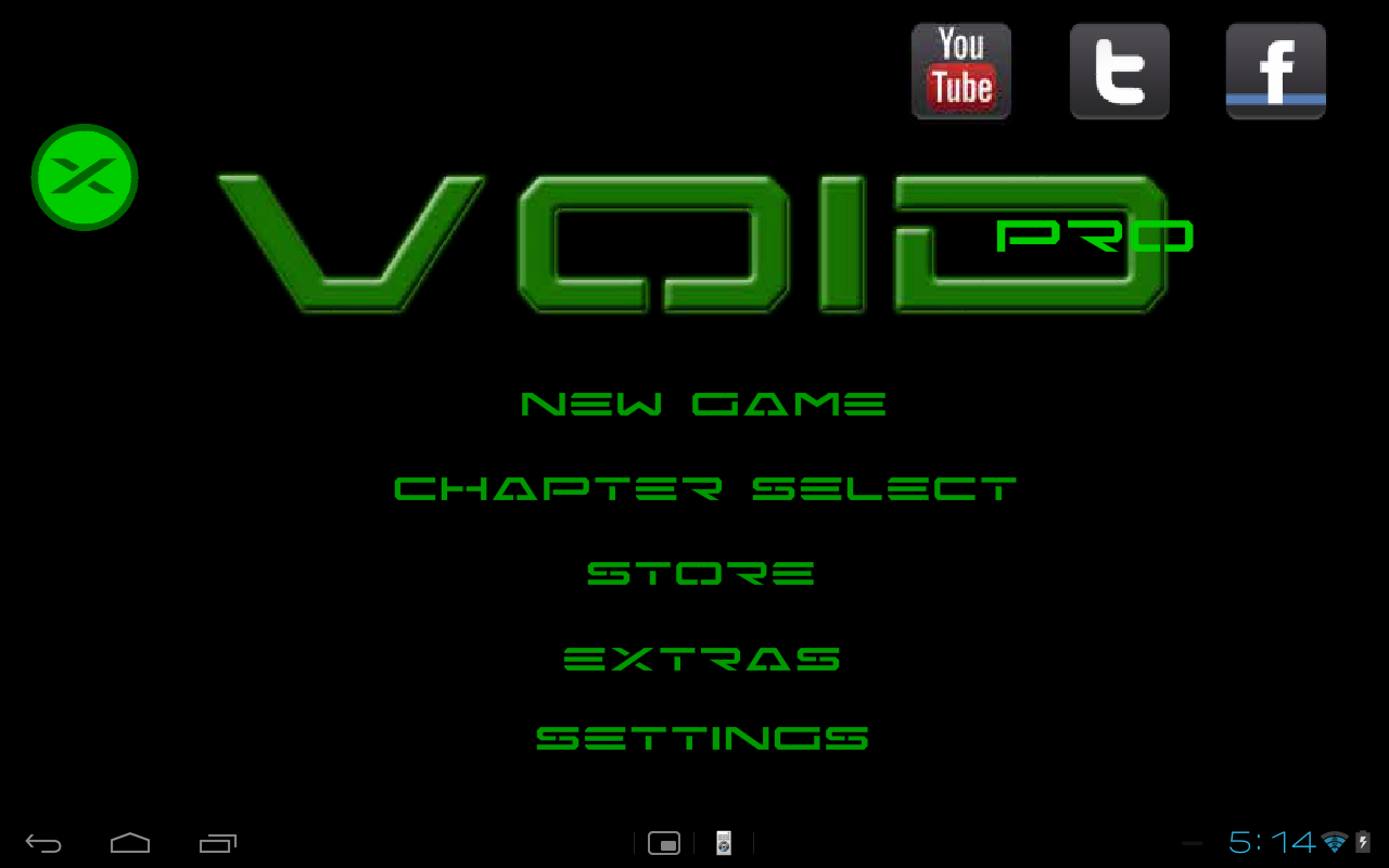 Void Pro- screenshot